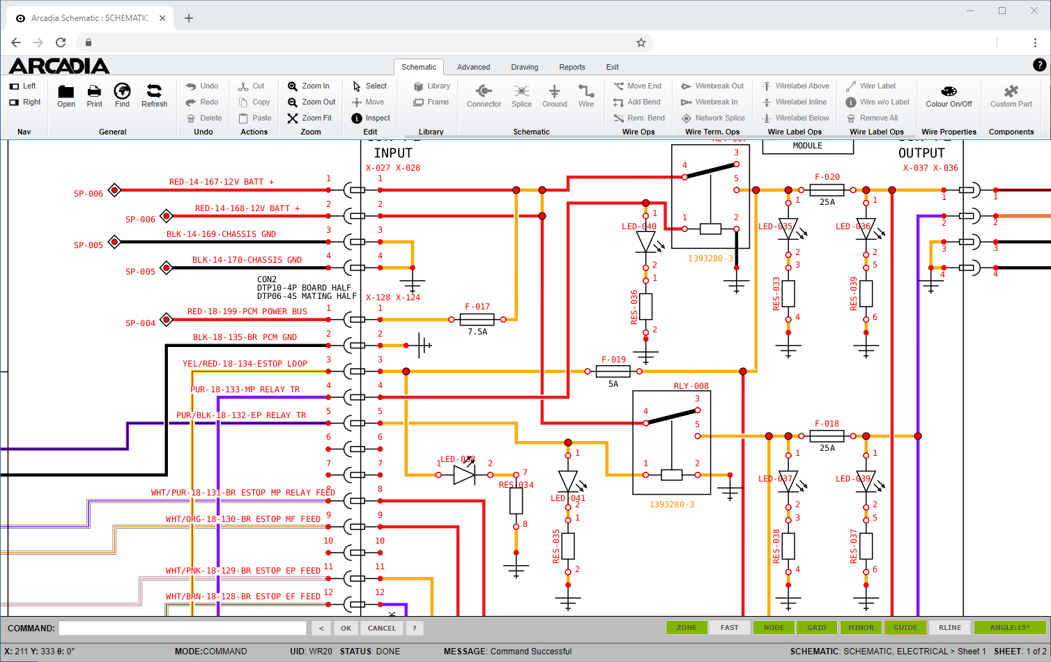 Software For Wiring Diagram from www.cadonix.com