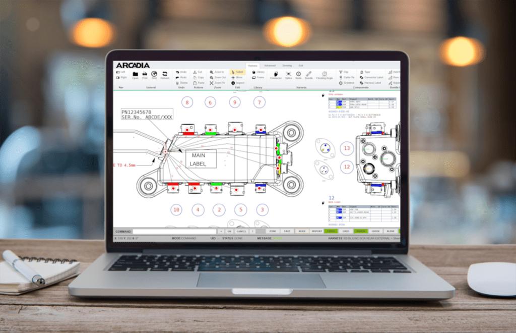 wire harness design software